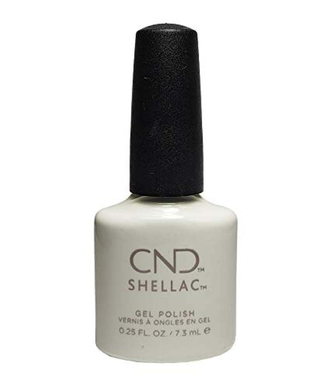 絶望的なしつけ番号CND(シーエヌディー) シェラック UVカラーコート7.3mL 526 Studio White(マット)