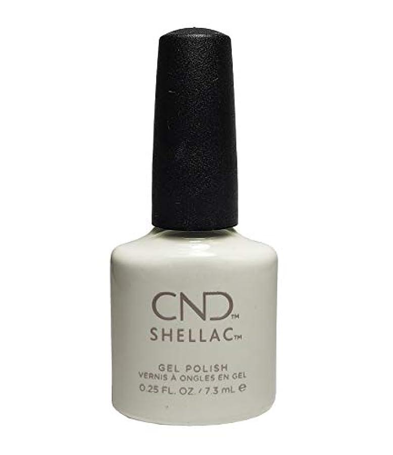 基本的なそのような情熱CND(シーエヌディー) シェラック UVカラーコート7.3mL 526 Studio White(マット)