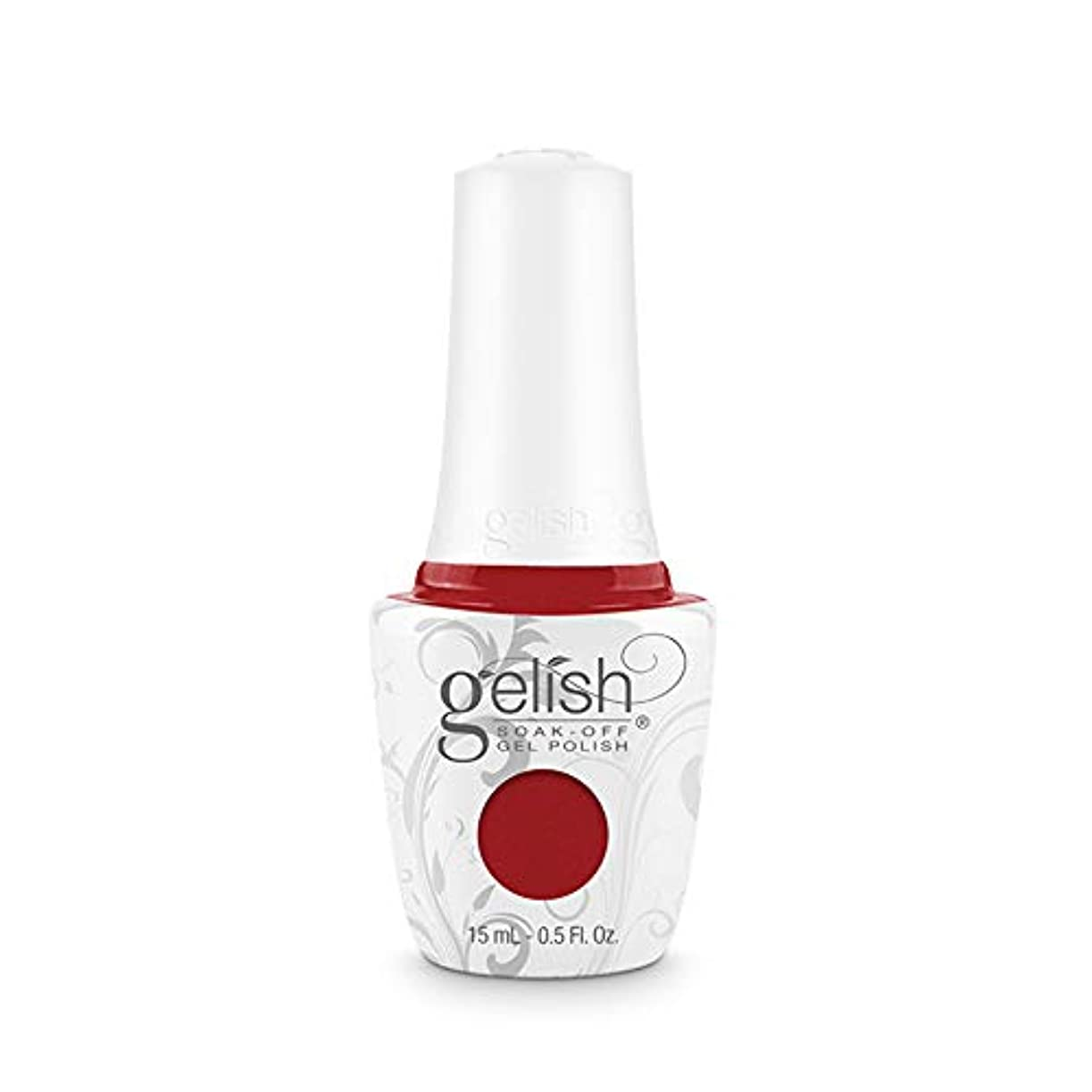 退屈乳製品血まみれのHarmony Gelish Gel Polish - 2017 Matadora - Dont Break My Corazon - 0.5oz / 15ml