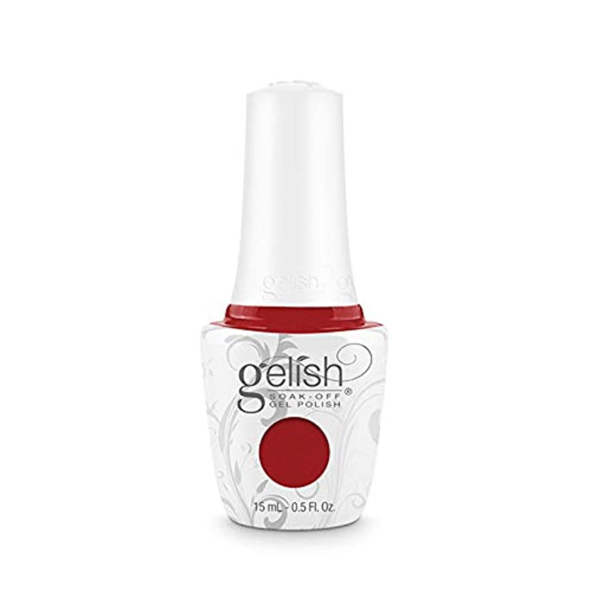 リーズ物理的な形容詞Harmony Gelish Gel Polish - 2017 Matadora - Dont Break My Corazon - 0.5oz / 15ml