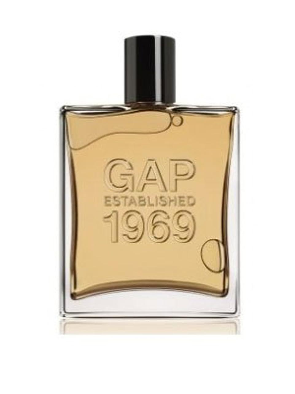 蓮愛シンジケート[Gap] Gap Established 1969 For Men 100 ml EDT SP