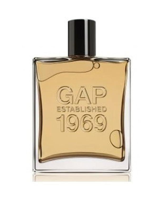 がっかりするにぎやか口頭[Gap] Gap Established 1969 For Men 100 ml EDT SP