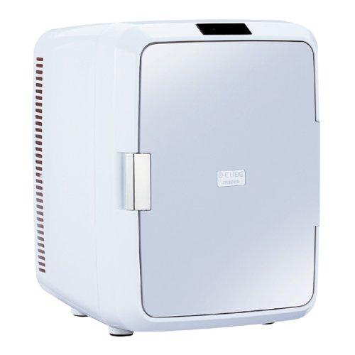 TWINBIRD 2電源式ポータブル電子適温ボックス(容量20L) グレー HR-D208GY