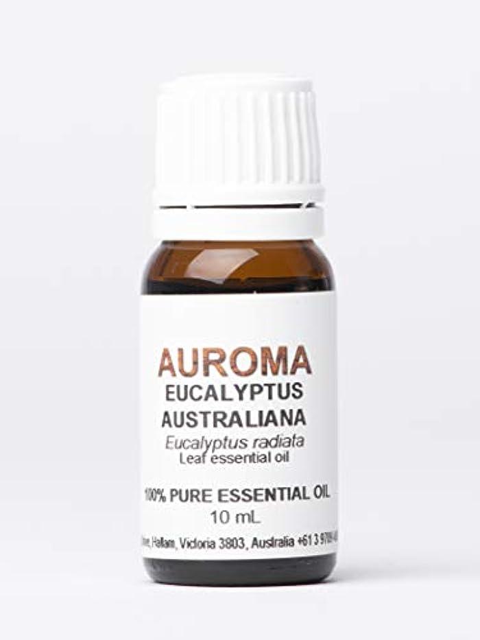 パーチナシティ南アメリカ伝統的AUROMA ユーカリオーストラリアーナ(ラディアタ種) 10ml