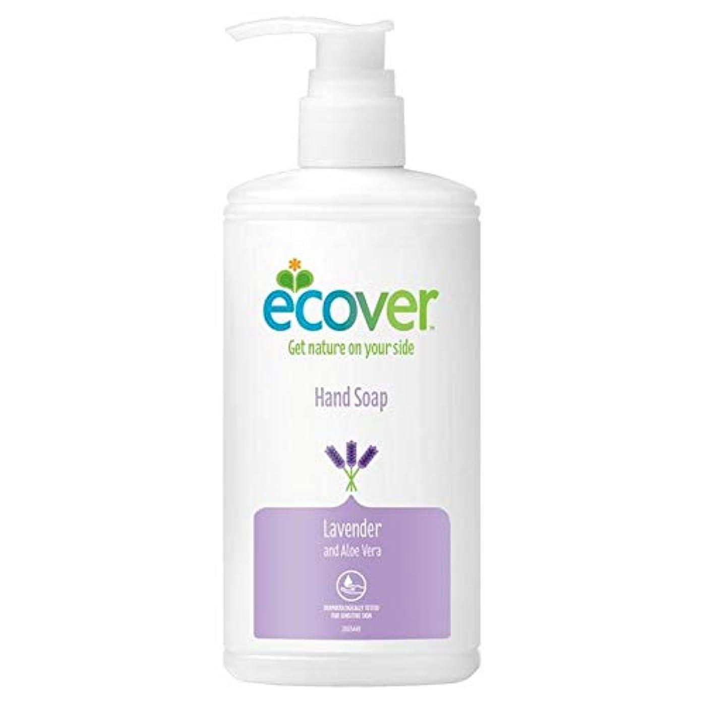 確認話ヘリコプター[Ecover ] エコベール液体ハンドソープ250ミリリットル - Ecover Liquid Hand Soap 250ml [並行輸入品]