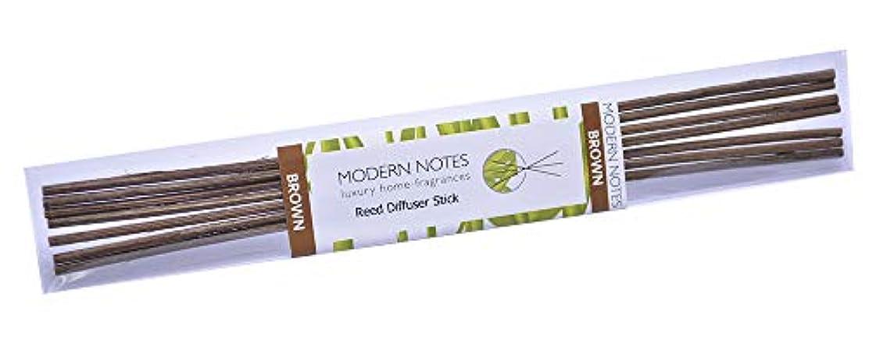 びっくり重要な役割を果たす、中心的な手段となる商業のMODERN NOTES リードスティック(大) BROWN 7本入り