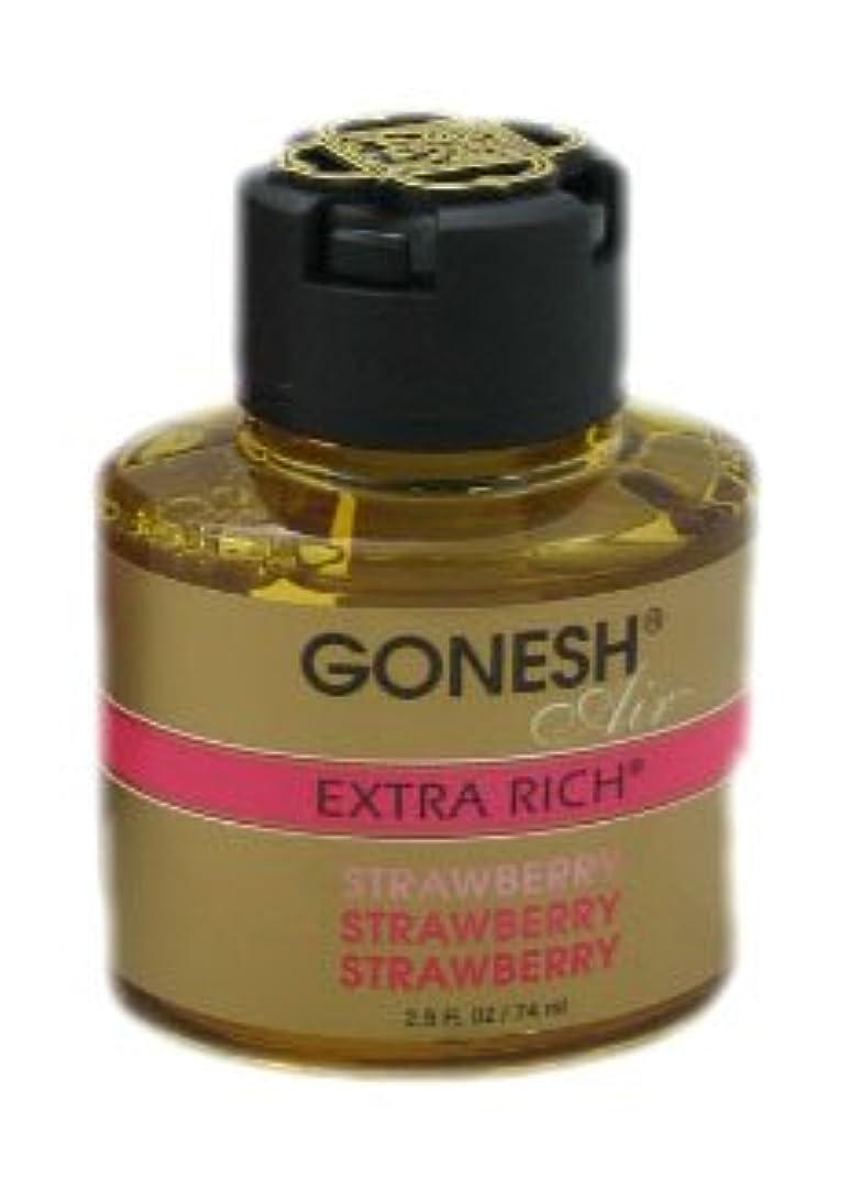 オリエントレッドデートヒュームガーネッシュ(GONESH) リキッドエアフレッシュナー ストロベリー 74ml