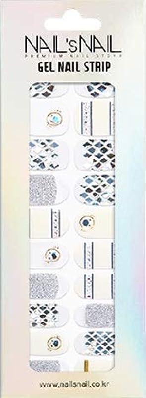 平凡送信する前任者\貼るジェルネイル/Nail's Nail(ネイルスネイル) ジェルネイルストリップ 106