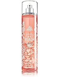 【Bath&Body Works/バス&ボディワークス】 ファインフレグランスミスト プリティーアズアピーチ Fine Fragrance Mist Pretty As A Peach 8oz (236ml) [並行輸入品]