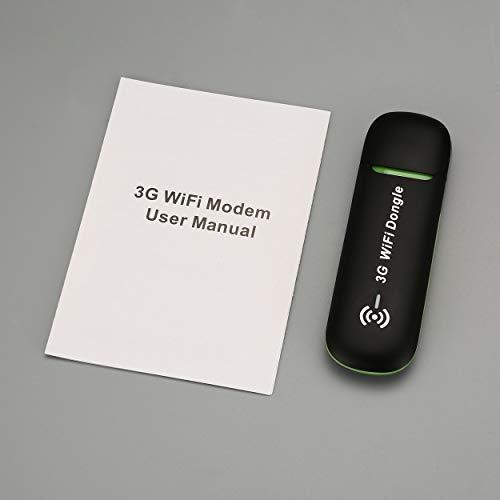 Holarosies SIMカードスロットが付いている3G移動式無線LANホットスポット車USBモデムブロードバンドWi-FiルーターMifiドングル