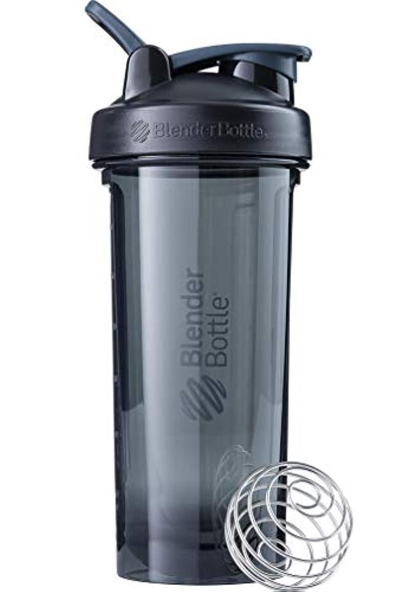 肝拍手ループブレンダーボトル 【日本正規品】 ミキサー シェーカー ボトル Pro Series Tritan Pro24 24オンス (700ml) ブラック BBPRO24 BK