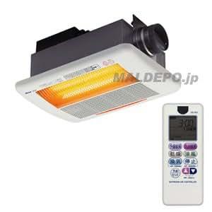 天井取付型 浴室換気乾燥暖房機(1室用) BF-161RX