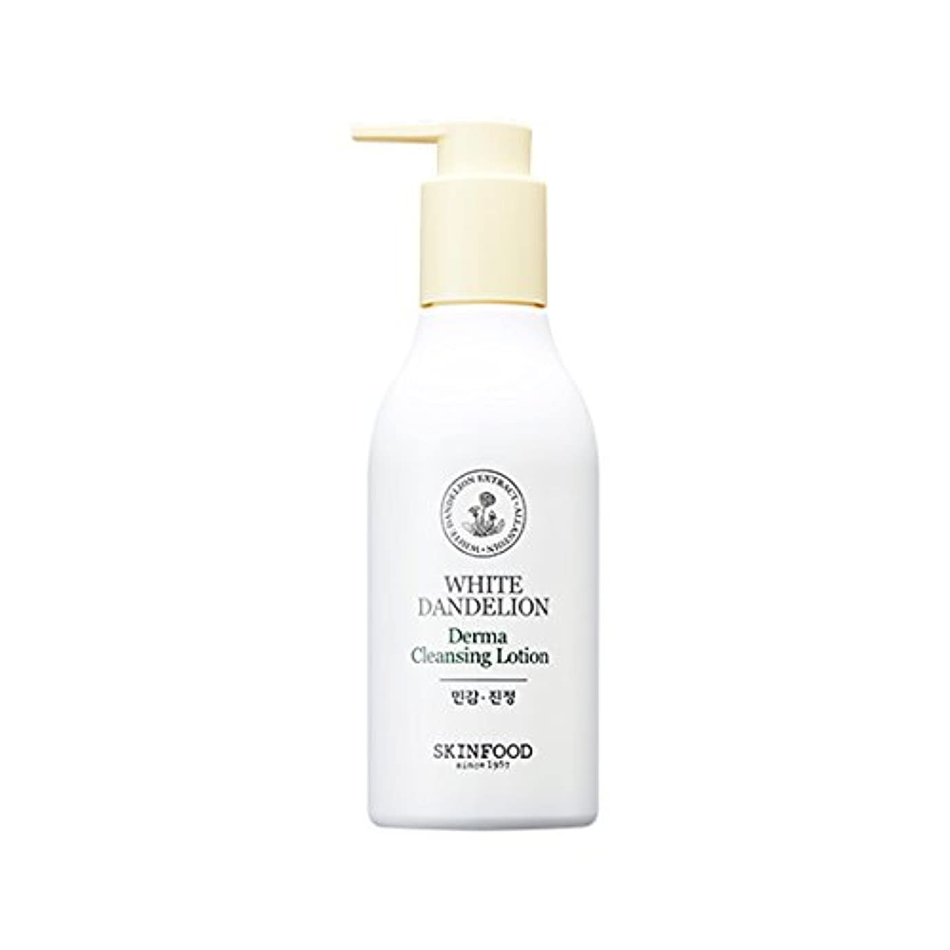 レジデンス暗黙ステレオタイプSkinfood/White Dandelion Derma Cleansing Lotion/ホワイトタンポポダーマクレンジングローション/200ml [並行輸入品]