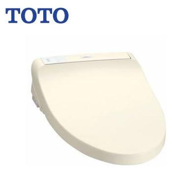 TOTO 温水洗浄便座 瞬間式 『ウォシュレット KMシリーズ』 TCF8PM32-SC1 (パステルアイボリー)