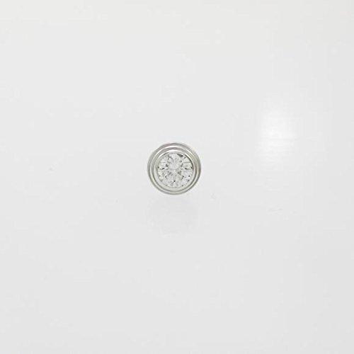 [カルティエ] Cartier ディアマンレジェ ミディアム ピアス 片耳 中古