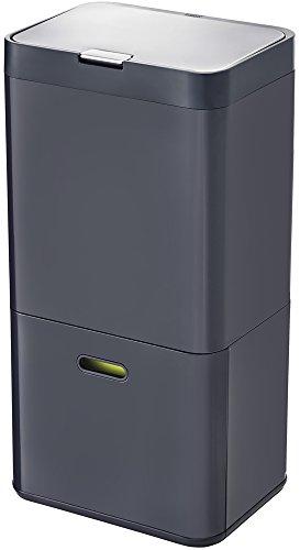 トーテム ゴミ箱 24L+36L グラファイト