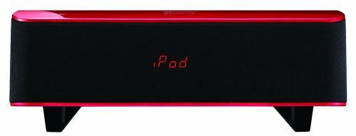 Pioneer スピーカーシステム iPod用 ルベライトレッド XW-NAS5-R