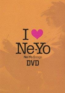 アイ・ラヴ Ne-Yo DVD