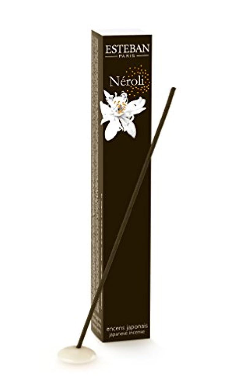 杖カプラー取り壊すEstebanパリ – ネロリ – Japanese Incense Discoveryボックス(40 Sticks)