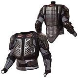 コミネ(Komine) 胸部プロテクター X-セーフティジャケット ブラック XL 04-677 SK-677