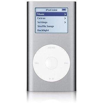 アップル iPod mini Silver 4GB w/USB [M9800J]