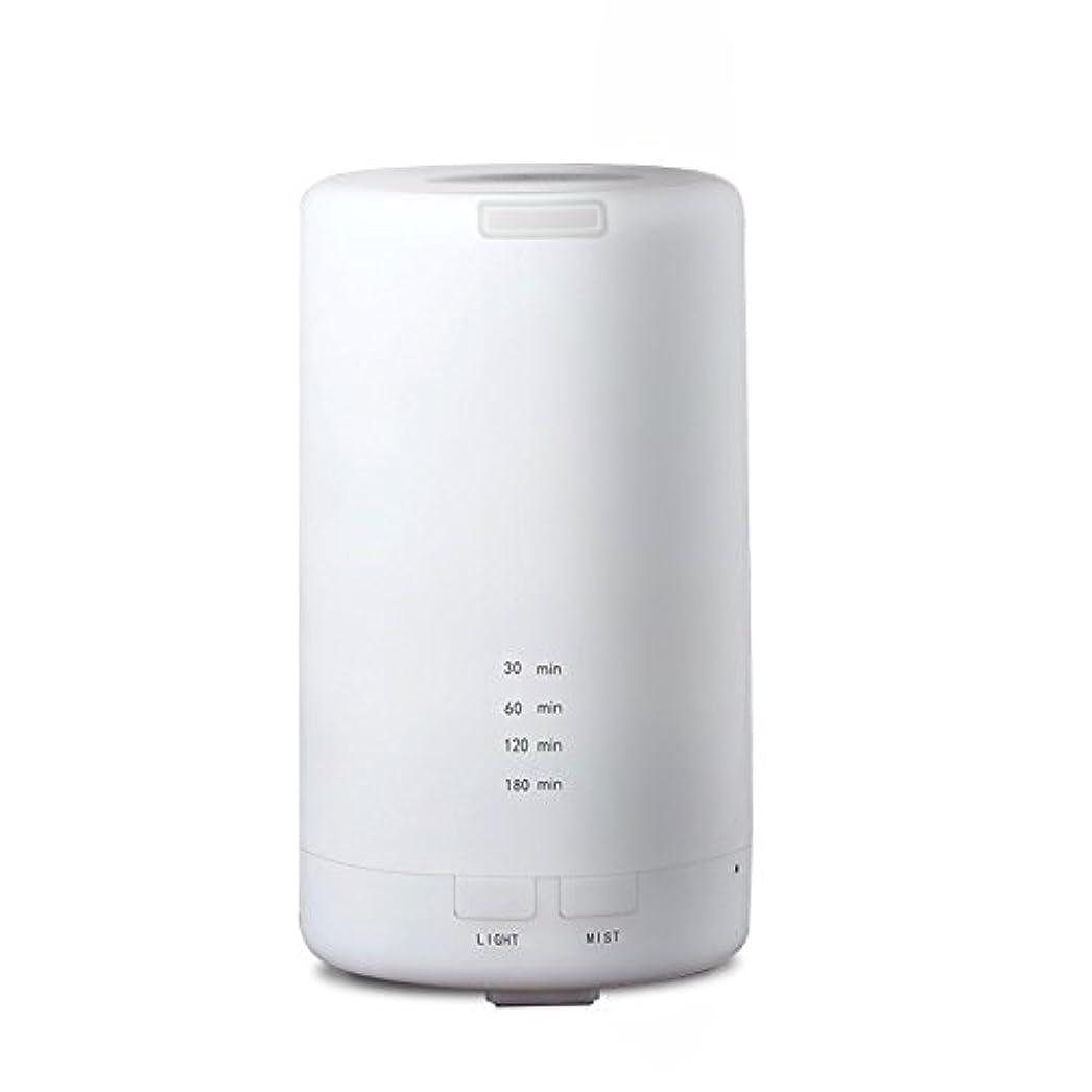 指令常に内訳RaiFu アロマディフューザー 70ml 加湿器 アロマテラピー浄化器 3タイマーモード LEDナイトライト USB充電