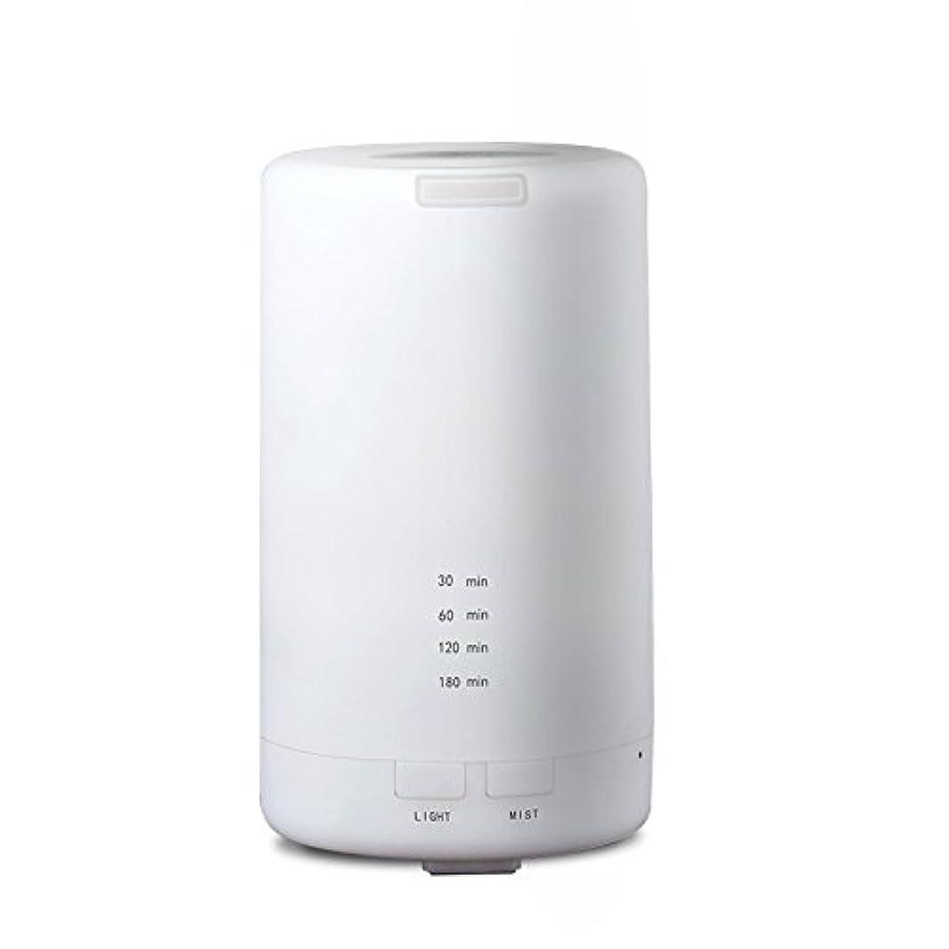 コストインド国民投票RaiFu アロマディフューザー 70ml 加湿器 アロマテラピー浄化器 3タイマーモード LEDナイトライト USB充電