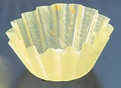 金箔カップ(500枚入)黄 M33-568