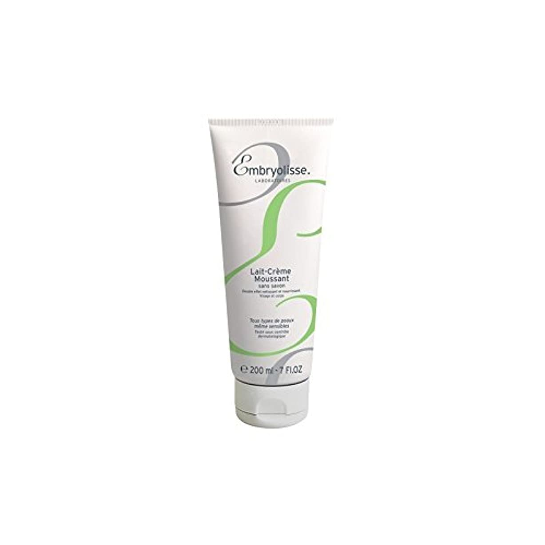 赤ちゃん豪華なラインナップEmbryolisse Foaming Cream Milk (200ml) (Pack of 6) - 発泡クリームミルク(200ミリリットル) x6 [並行輸入品]