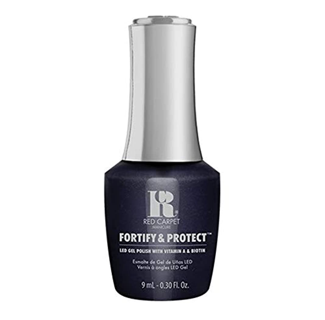 ハリウッド脱走魅惑的なRed Carpet Manicure - Fortify & Protect - I Do My Own Stunts - 9ml / 0.30oz