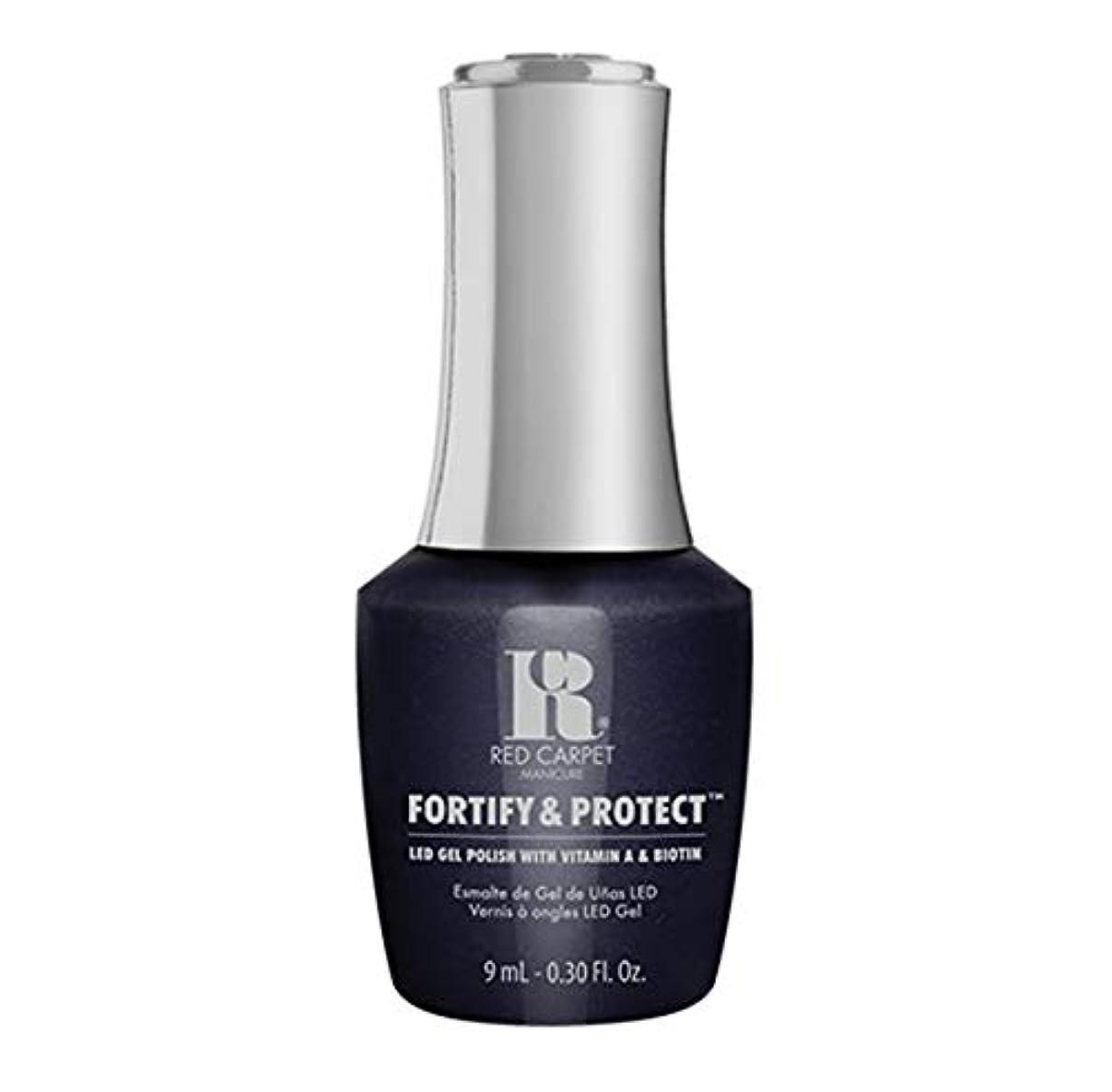 ながら現象別のRed Carpet Manicure - Fortify & Protect - I Do My Own Stunts - 9ml / 0.30oz