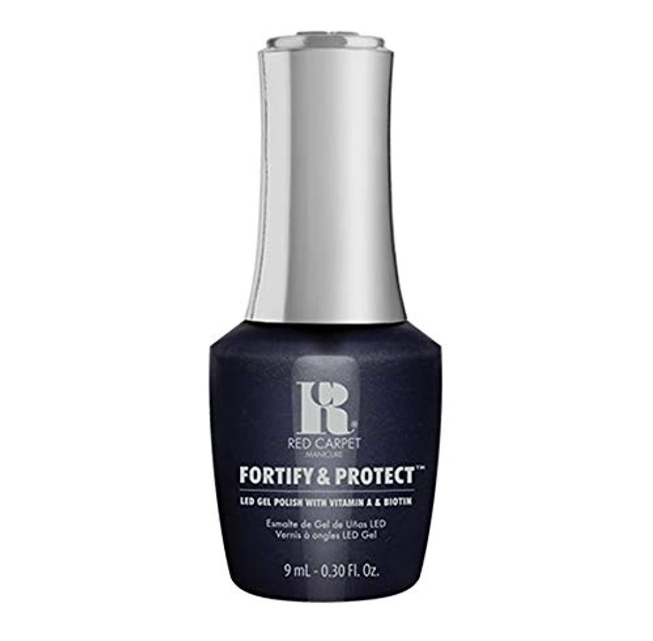 具体的に荒廃する舌なRed Carpet Manicure - Fortify & Protect - I Do My Own Stunts - 9ml / 0.30oz