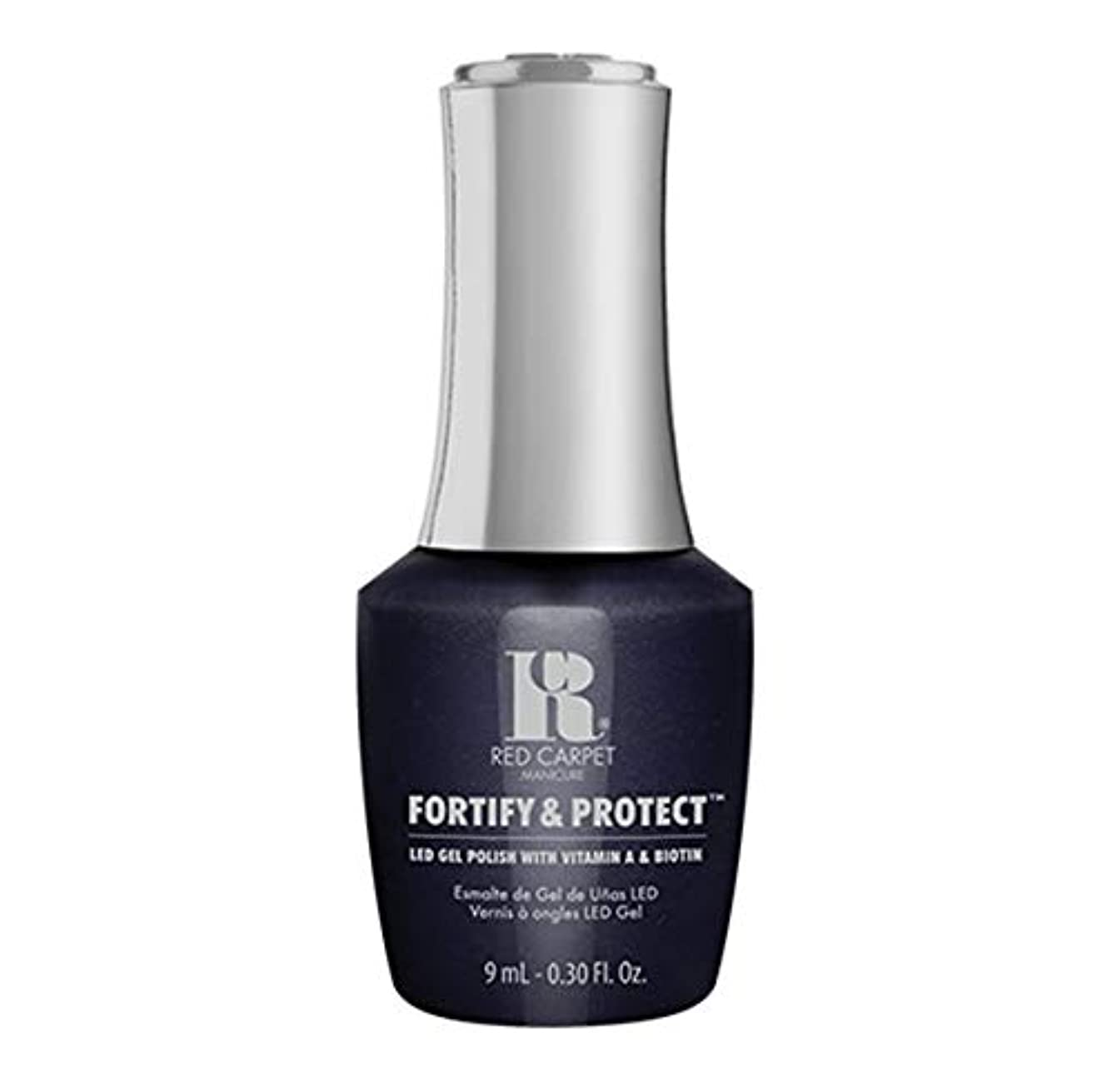 考えモトリーゴミ箱Red Carpet Manicure - Fortify & Protect - I Do My Own Stunts - 9ml / 0.30oz