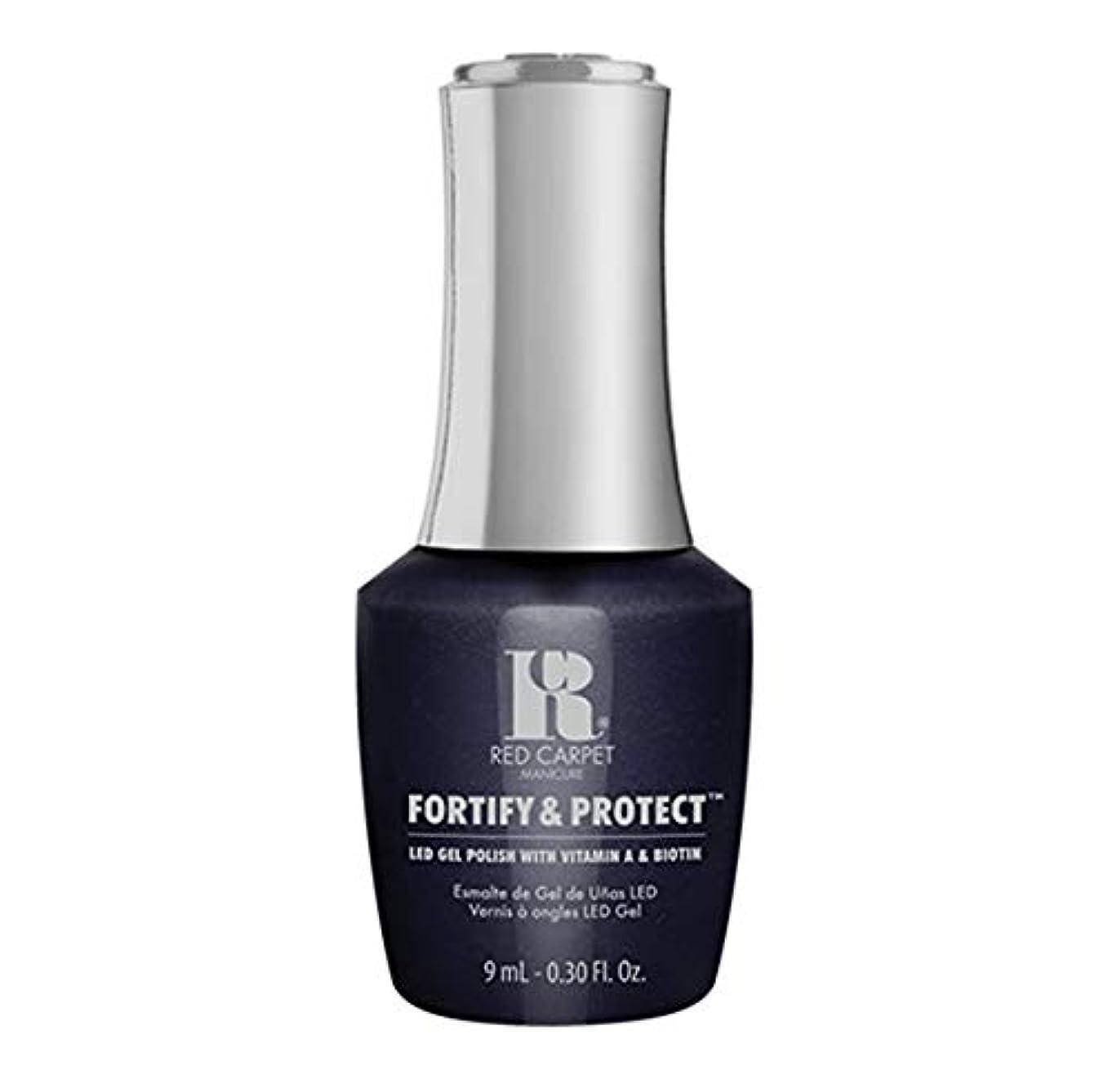 掘る集中的な論争の的Red Carpet Manicure - Fortify & Protect - I Do My Own Stunts - 9ml / 0.30oz