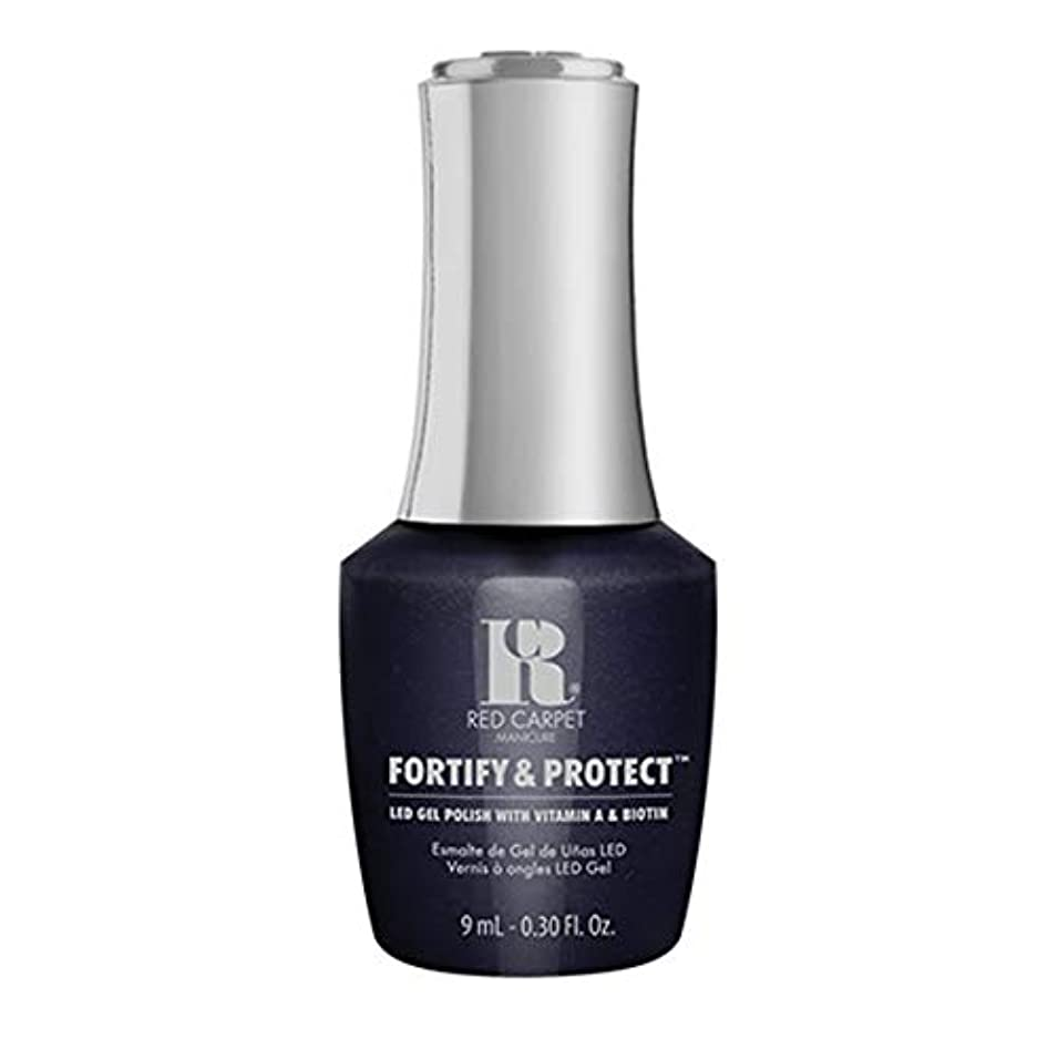 とにかく素晴らしき製造業Red Carpet Manicure - Fortify & Protect - I Do My Own Stunts - 9ml / 0.30oz