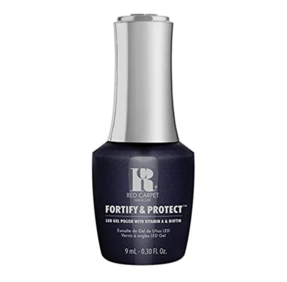 中間抑止する藤色Red Carpet Manicure - Fortify & Protect - I Do My Own Stunts - 9ml / 0.30oz