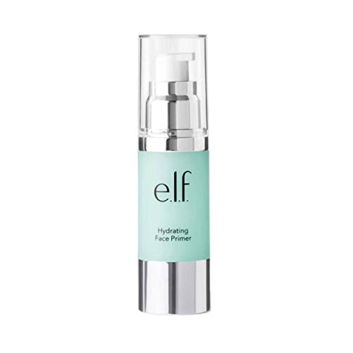 害カエル原理e.l.f. Hydrating Face Primer - Clear (並行輸入品)