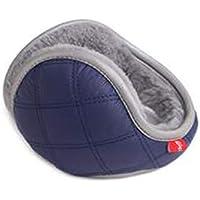 MINRUIGONGMAO-O Ear Protectors, Male And Female Portable Earmuffs, Travel Sports Night Earmuffs, Winter Protective Outdoor Products, Multiple Colors Ear Protectors (Color : Blue)