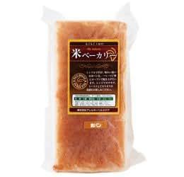 冷凍 米粉のパン もぐもぐ工房の 米(マイ)ベーカリー 食パン