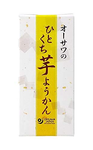 オーサワのひとくち芋ようかん (1本) 【オーサワジャパン】