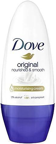 Dove Whitening Original Roll-on Deodorant, 40ml