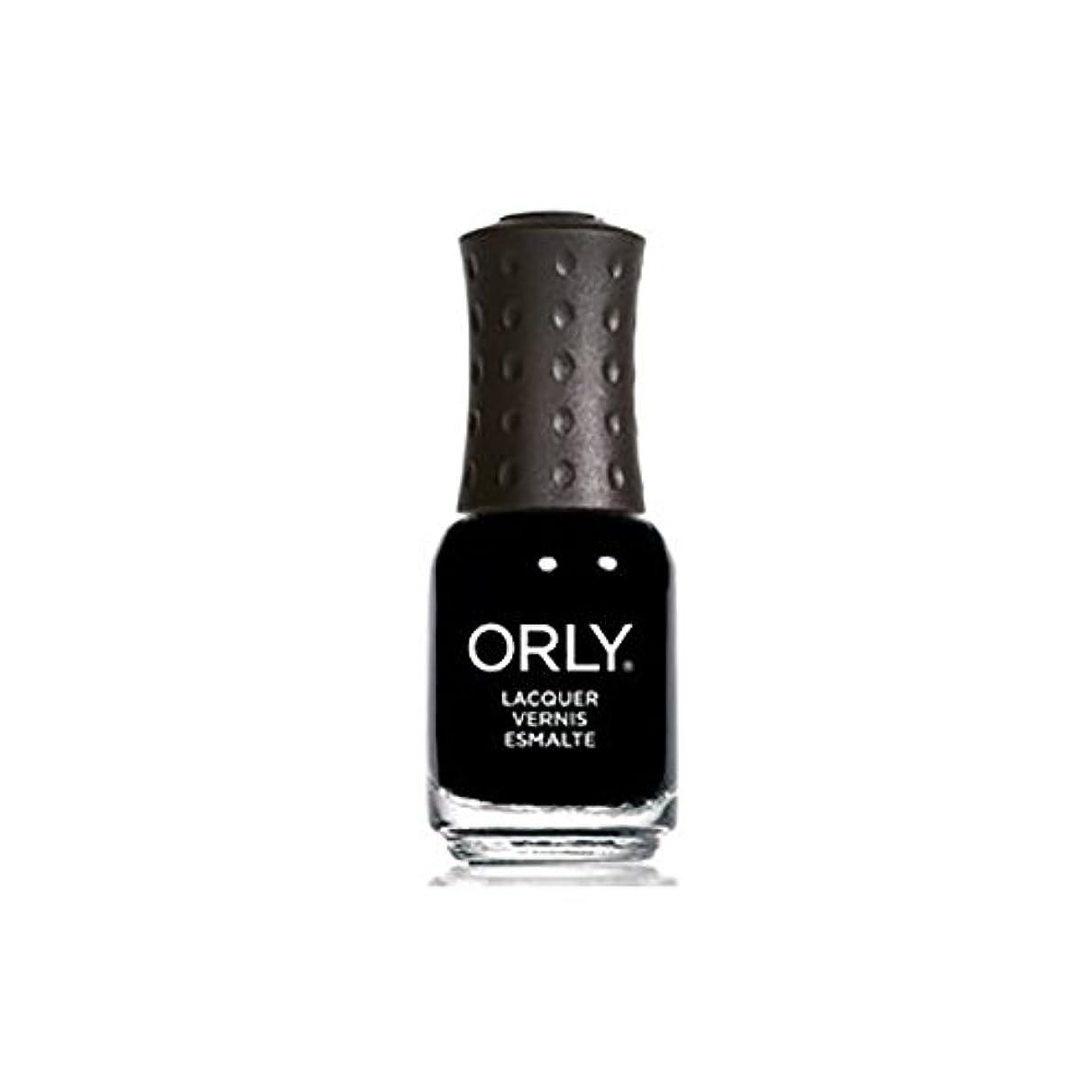 奴隷避難生き物ORLY(オーリー)ネイルラッカーミニ 5.3ml リキッドビニル#48484