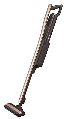 パナソニック スティッククリーナー コードレス イット 紙パック式 ローズゴールド MC-PBU520J-N