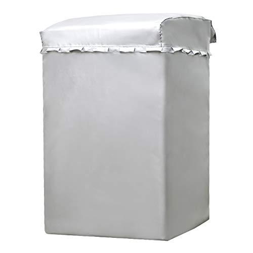 洗濯機カバー 屋外 防水 防日焼け 防塵 紫外線 最新厚手生...
