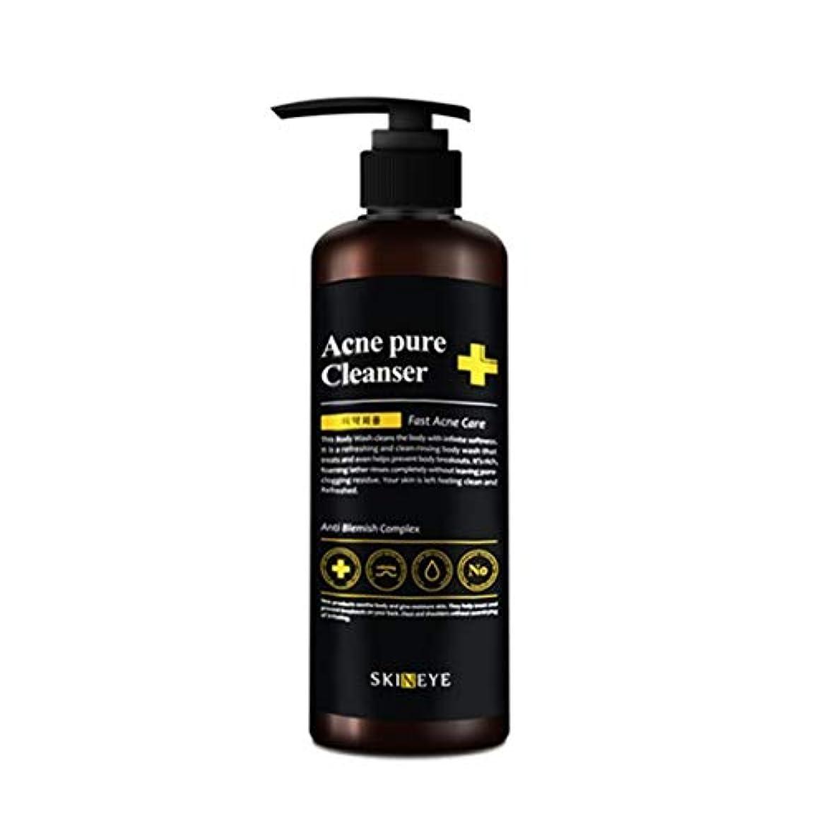 製油所幻想予報スキンアイアクネピュアクレンザー300mlの老廃物除去、Skineye Acne Pure Cleanser 300ml Waste Removal [並行輸入品]