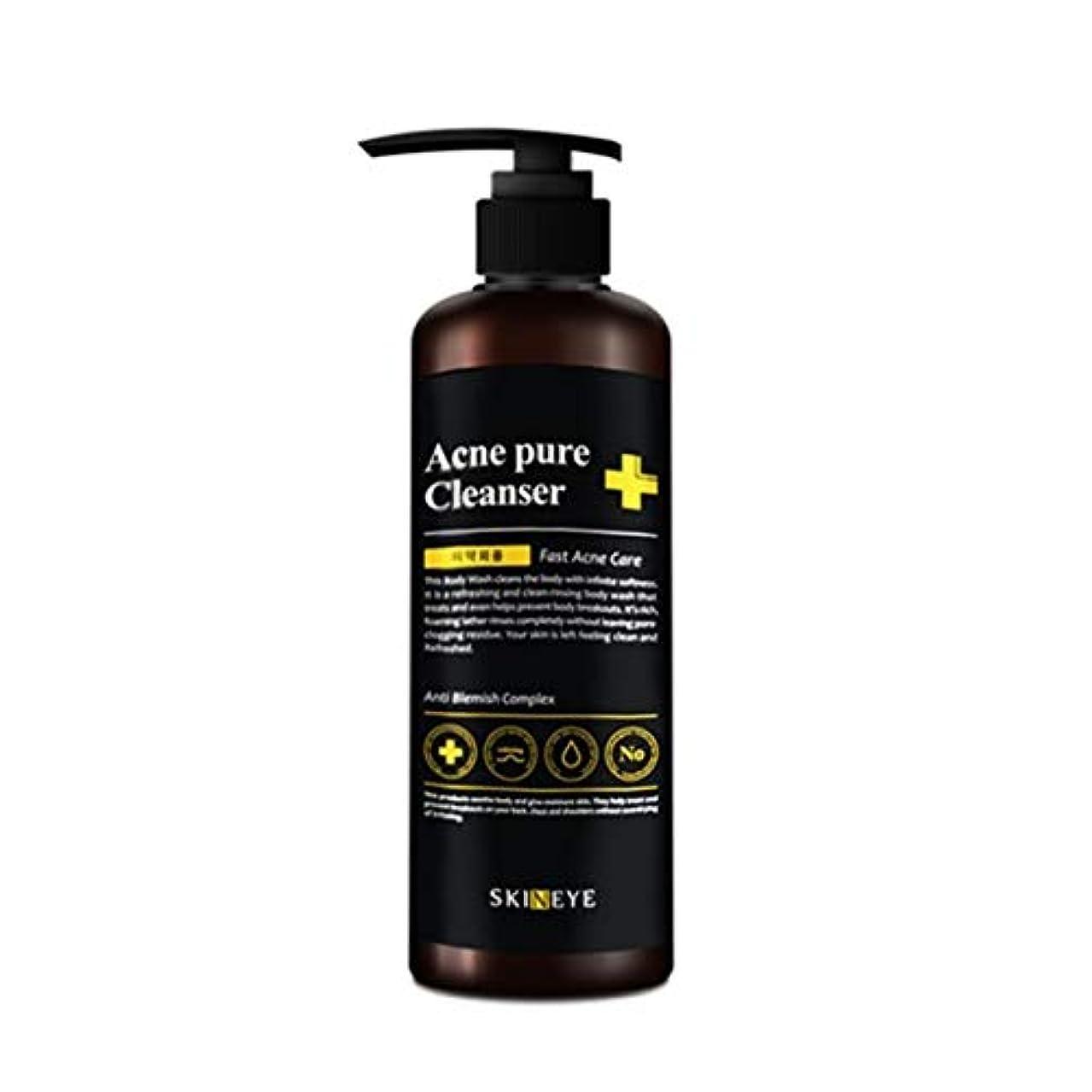 デジタル八キャプテンブライスキンアイアクネピュアクレンザー300mlの老廃物除去、Skineye Acne Pure Cleanser 300ml Waste Removal [並行輸入品]