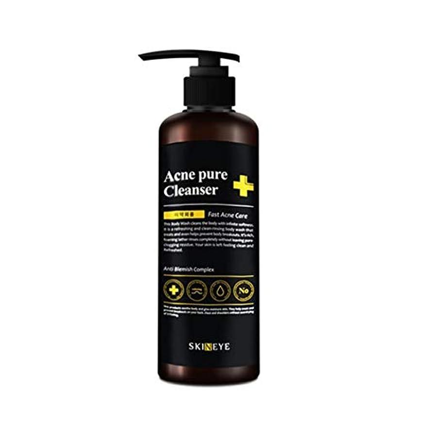原点に関してショッキングスキンアイアクネピュアクレンザー300mlの老廃物除去、Skineye Acne Pure Cleanser 300ml Waste Removal [並行輸入品]