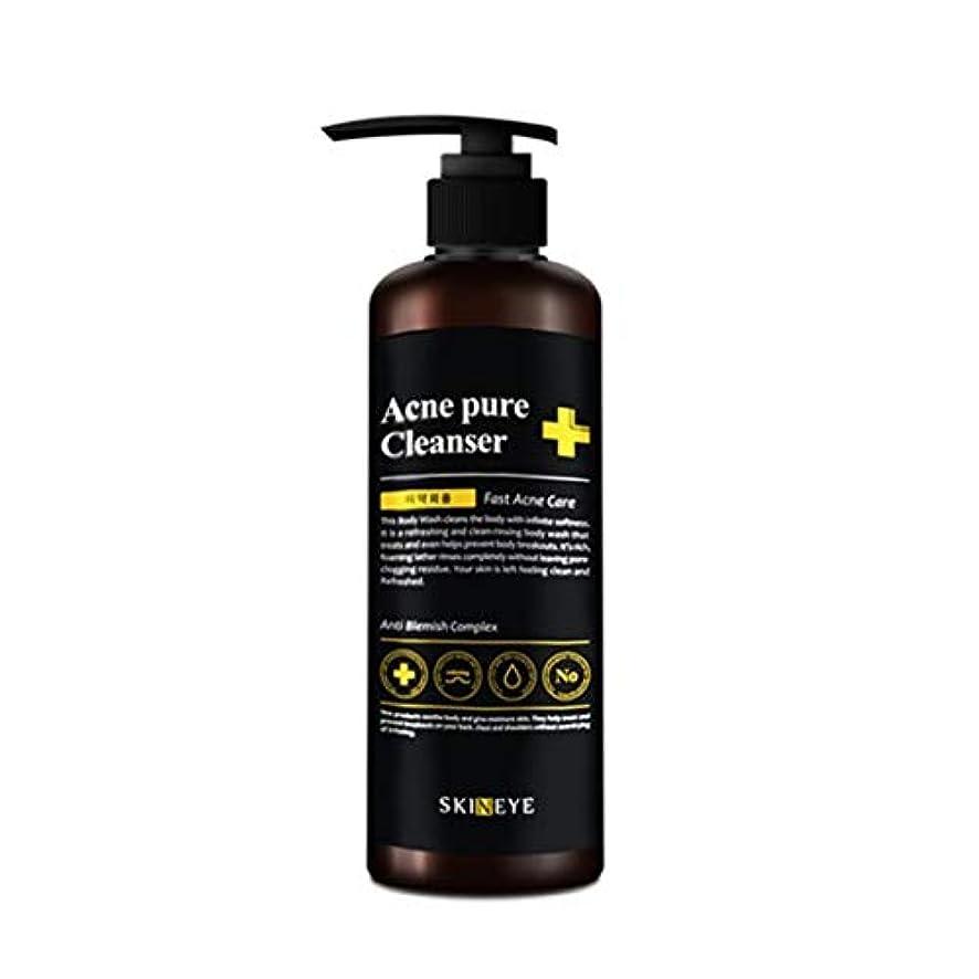お客様不平を言うマトロンスキンアイアクネピュアクレンザー300mlの老廃物除去、Skineye Acne Pure Cleanser 300ml Waste Removal [並行輸入品]