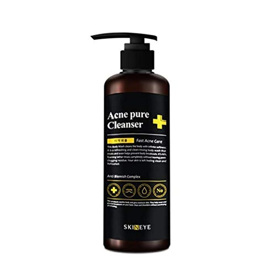 来て知覚的工業用スキンアイアクネピュアクレンザー300mlの老廃物除去、Skineye Acne Pure Cleanser 300ml Waste Removal [並行輸入品]