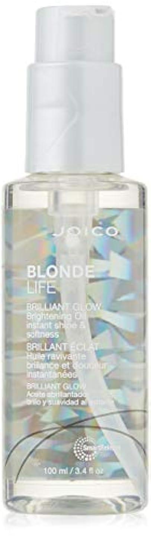 マージンアクロバット想像力Blonde Life ブリリアントグローブライトニングオイル、3.4オンス 3.4オンス
